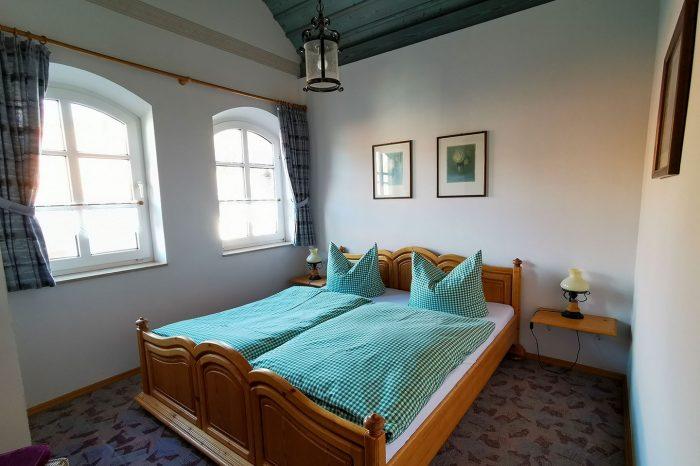 Doppelzimmer Nr. 7 - Obergeschoss