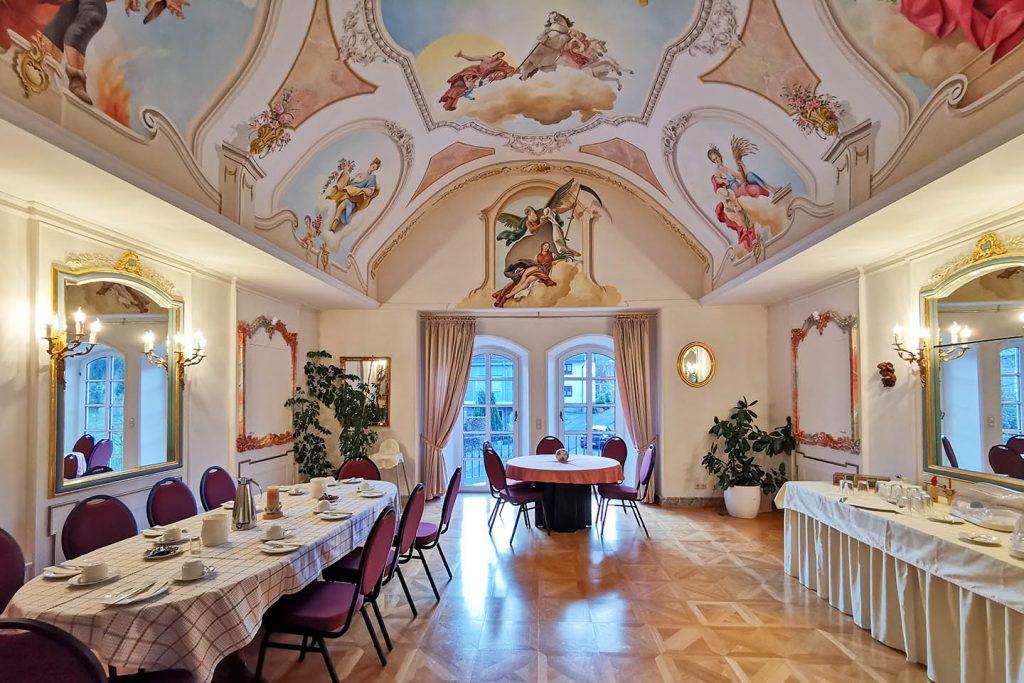 Frühstücksraum Fürstenzimmer